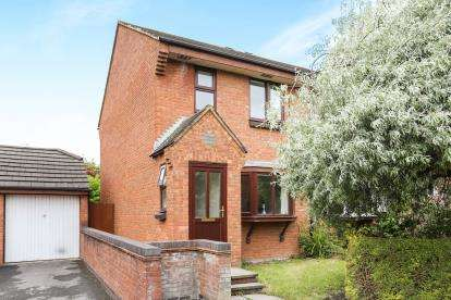 3 Bedrooms Semi Detached House for sale in Ellicks Close, Bradley Stoke, Bristol, Gloucestershire