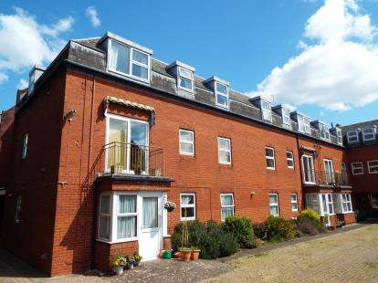1 Bedroom Flat for sale in James Donovan Court, Hewlett Road, Cheltenham, Gloucestershire