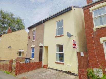 3 Bedrooms Semi Detached House for sale in Melbourne Street East, Gloucester, Gloucestershire