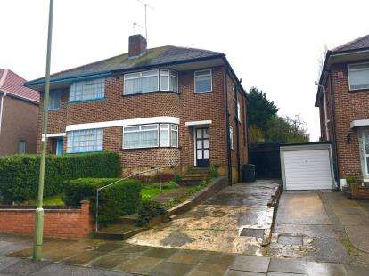 3 Bedrooms Semi Detached House for sale in Engel Park, London