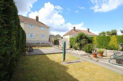 3 Bedrooms Semi Detached House for sale in Southfield Avenue, Bristol, Somerset