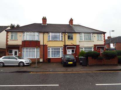 3 Bedrooms Terraced House for sale in Stockingstone Road, Luton, Bedfordshire, England
