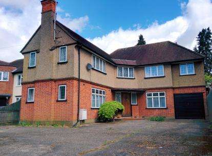 5 Bedrooms Detached House for sale in Cassiobury Drive, Watford, Hertfordshire