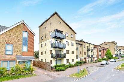 2 Bedrooms Flat for sale in Goodrington Place, Broughton, Milton Keynes, Buckinghamshire