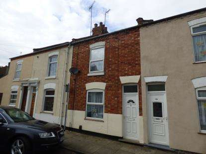 2 Bedrooms Terraced House for sale in Somerset Street, Northampton, Northamptonshire, Northants