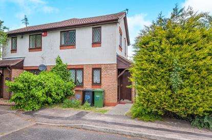 1 Bedroom Terraced House for sale in Nightingale Court, Gunthorpe, Peterborough, Cambs