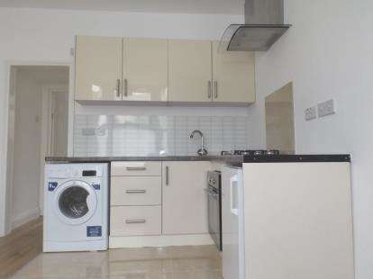 1 Bedroom Flat for sale in St. Pauls Road, London