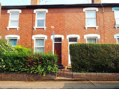 2 Bedrooms Terraced House for sale in Albany Road, Worcester, Worcestershire