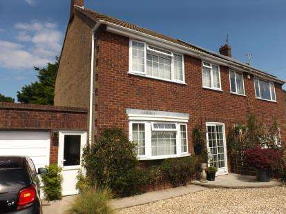 House for sale in Firgrove Crescent, Yate, Bristol, Gloucestershire
