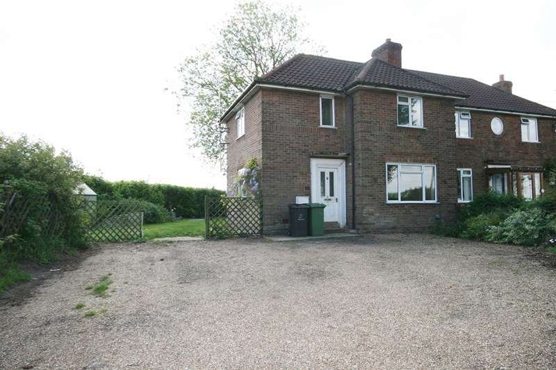 3 Bedrooms End Of Terrace House for sale in Blo Norton Road, Diss