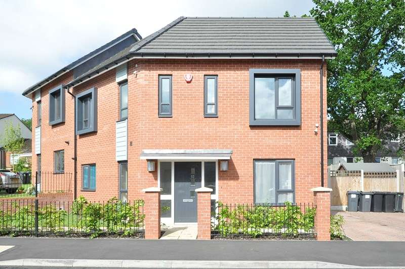 3 Bedrooms Semi Detached House for sale in Stockmans Close, Kings Norton, Birmingham