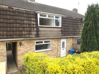3 Bedrooms Terraced House for sale in Harvey Road, Hady, Chesterfield, Derbyshire