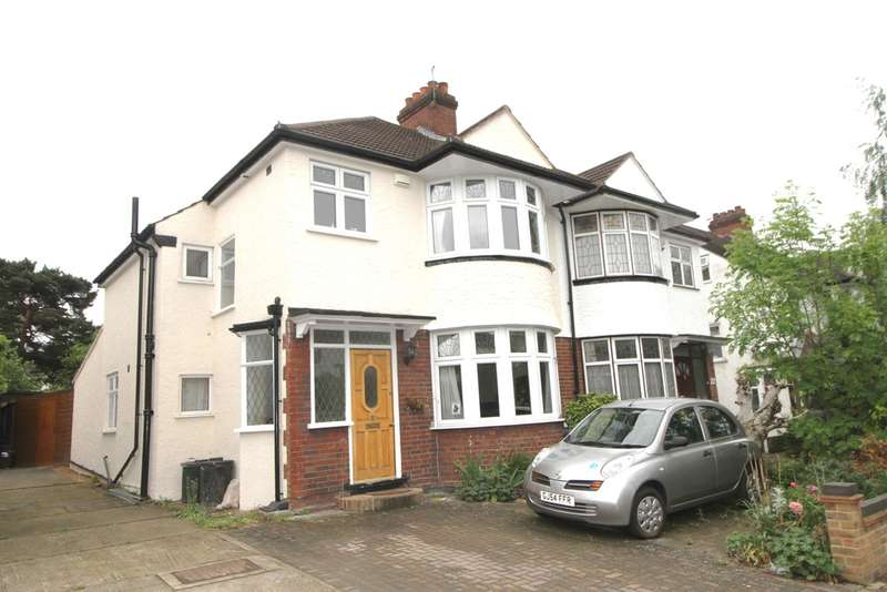3 Bedrooms Semi Detached House for sale in Glenview Road, Bromley