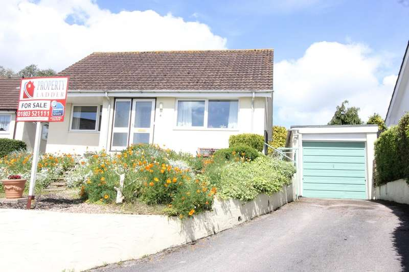 3 Bedrooms Detached Bungalow for sale in Dunstone Close, Paignton
