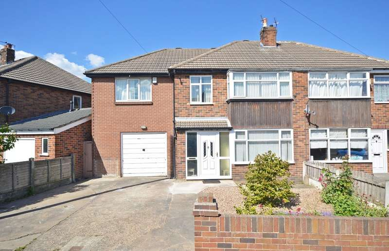 5 Bedrooms Semi Detached House for sale in Silcoates Lane, Wrenthorpe, Wakefield
