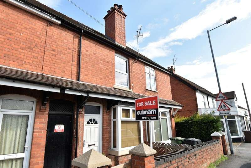 3 Bedrooms Terraced House for sale in Broad Street, Bromsgrove