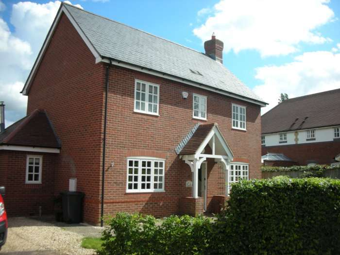 3 Bedrooms Detached House for rent in Steeple Ashton