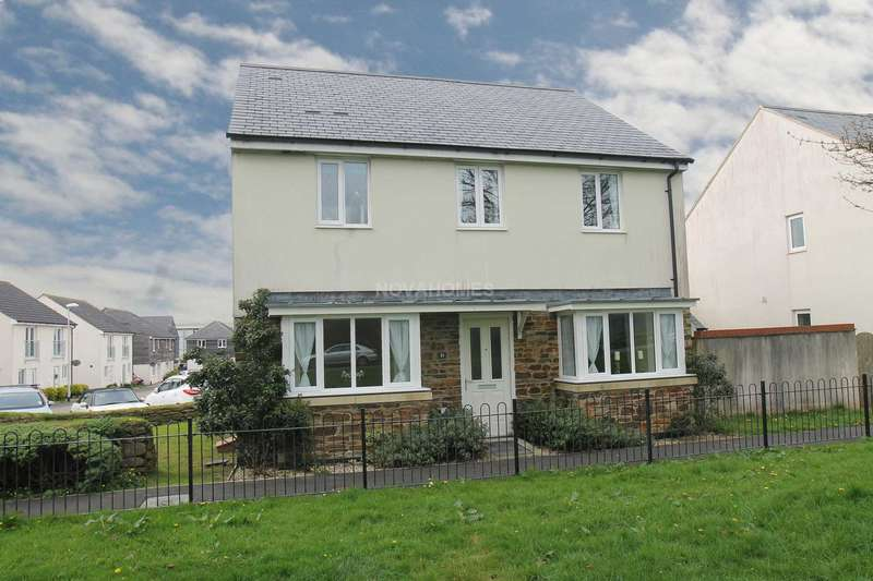4 Bedrooms Detached House for sale in Lulworth Drive, Widewell, PL6 7DT
