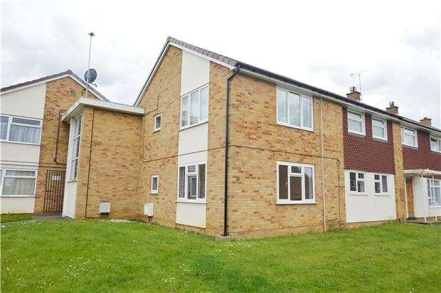 2 Bedrooms Flat for sale in Salamanca Road, Cheltenham, Glos, GL52 5LA