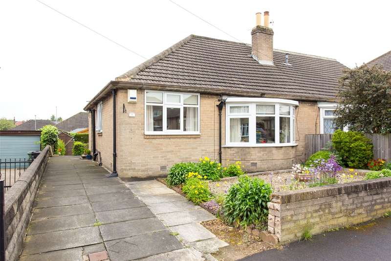 2 Bedrooms Semi Detached Bungalow for sale in Lulworth Drive, Leeds, West Yorkshire, LS15