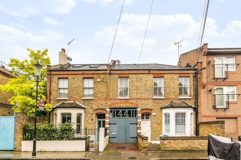 1 Bedroom Flat for sale in Southern Row, North Kensington, W10