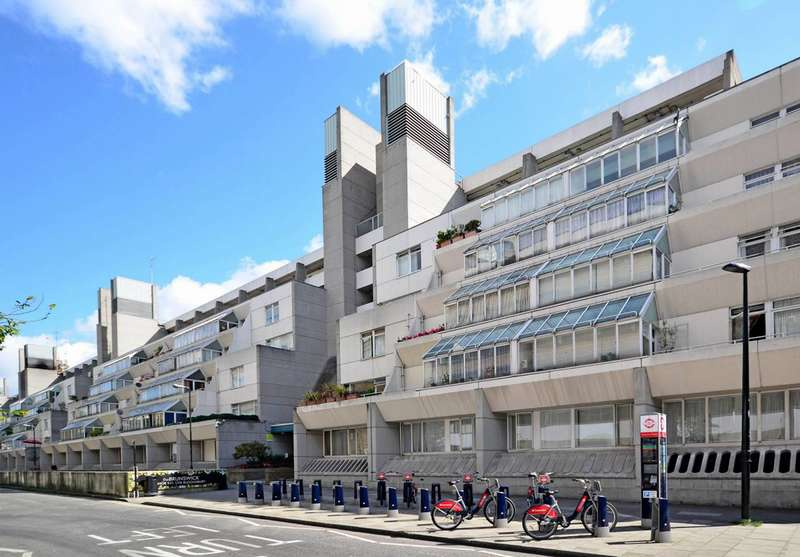 2 Bedrooms Flat for sale in Foundling Court, Bloomsbury, WC1N