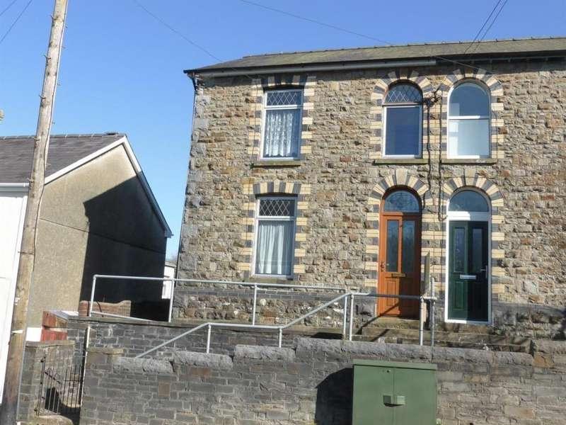 3 Bedrooms Semi Detached House for sale in Heol Cennen, Llandeilo, Llandeilo, Carmarthenshire