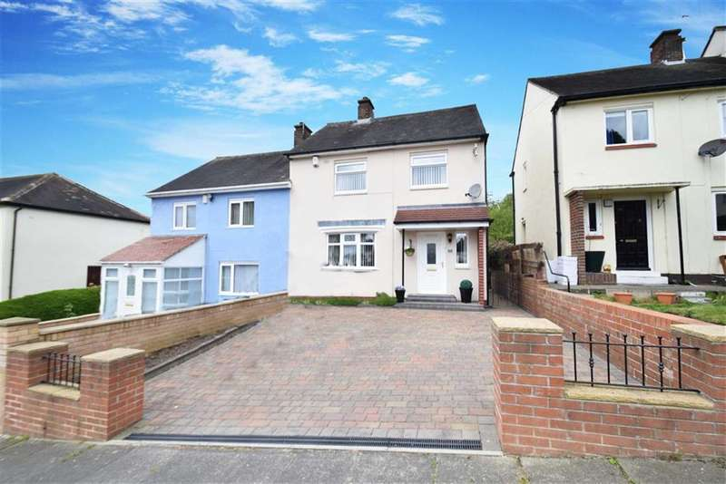 3 Bedrooms Property for sale in The Causeway, Throckley, Newcastle Upon Tyne