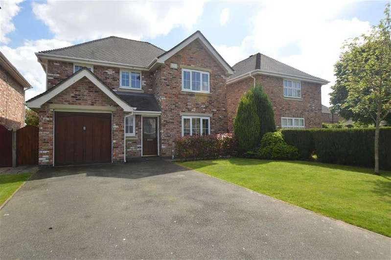 4 Bedrooms Property for sale in Gullane Close, Tytherington, Macclesfield