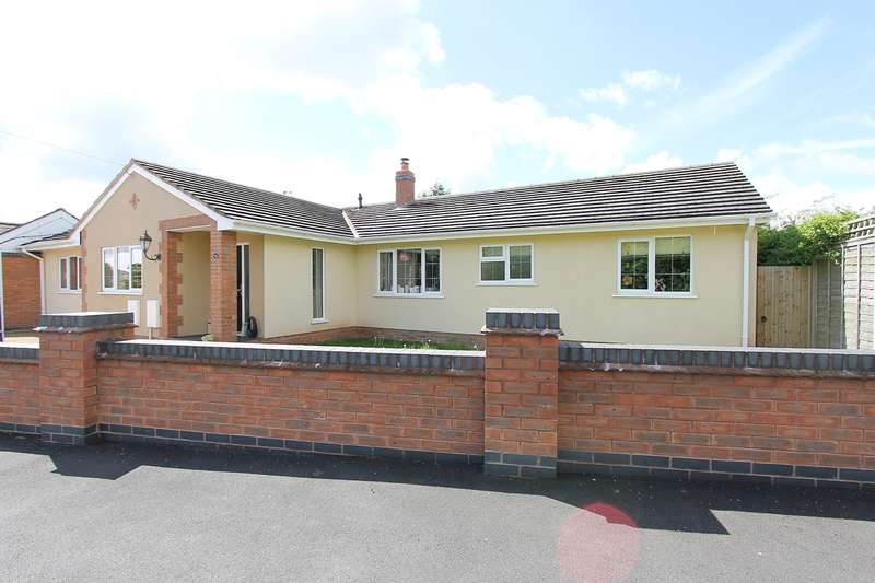 3 Bedrooms Detached Bungalow for sale in The Crescent, Hagley, Stourbridge, DY8
