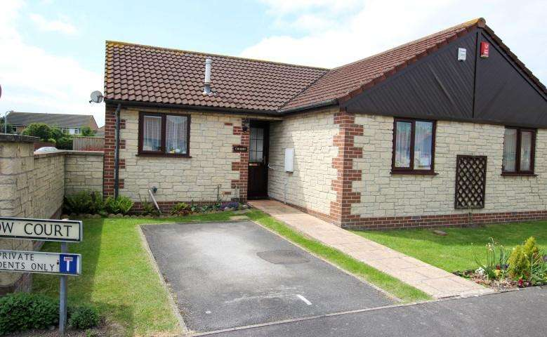 2 Bedrooms Semi Detached Bungalow for sale in Willow Court, Bridgwater TA6