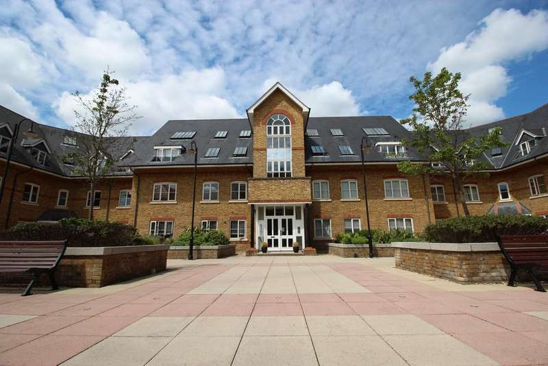 1 Bedroom Apartment Flat for sale in Stewart Place, Station Road, Ware, Hertfordshire SG12