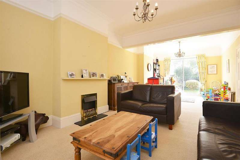 4 Bedrooms Terraced House for sale in Stanford Road, Streatham, SW16