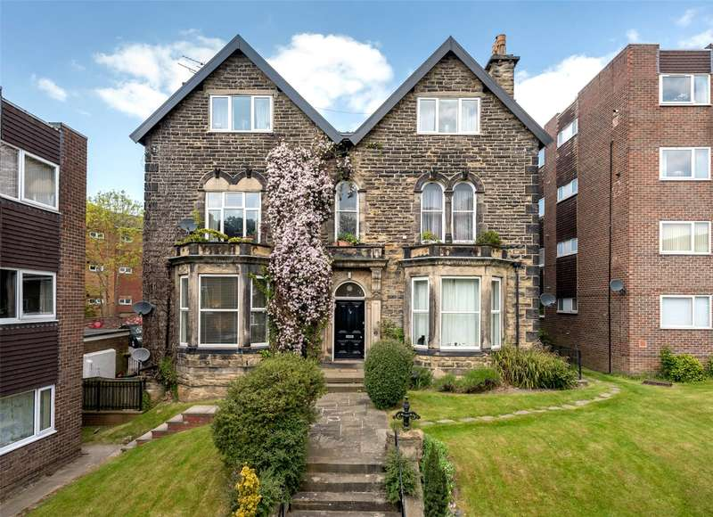 2 Bedrooms Flat for sale in Keldholme, 261 Harrogate Road, Leeds, West Yorkshire, LS17