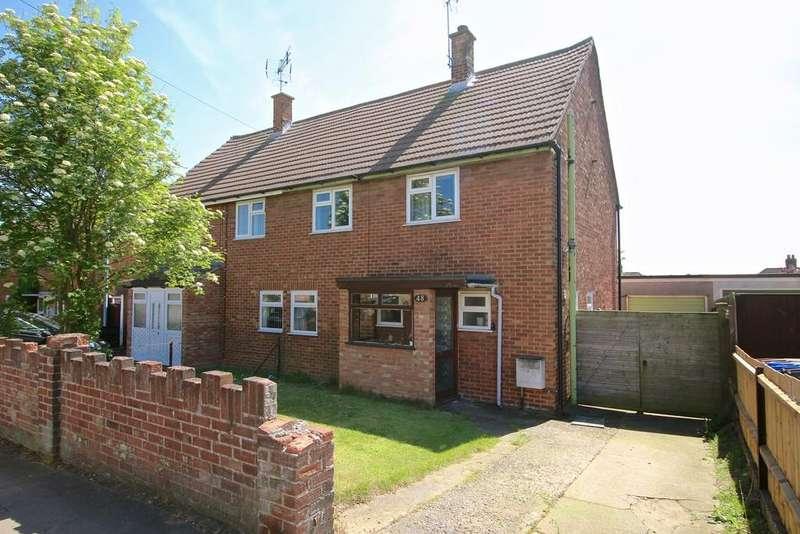 3 Bedrooms Semi Detached House for sale in Elmcroft Road, Ipswich