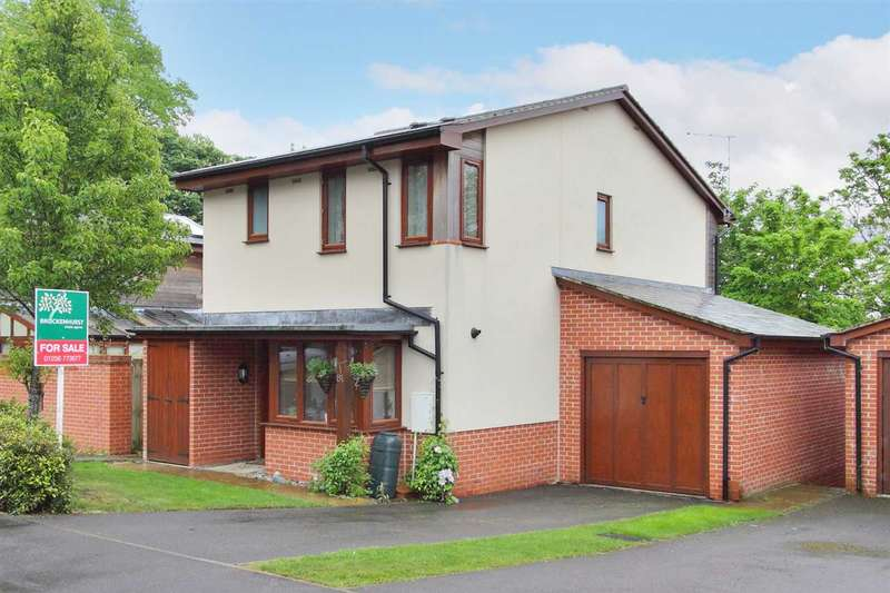 3 Bedrooms Detached House for sale in Foxdown, Overton