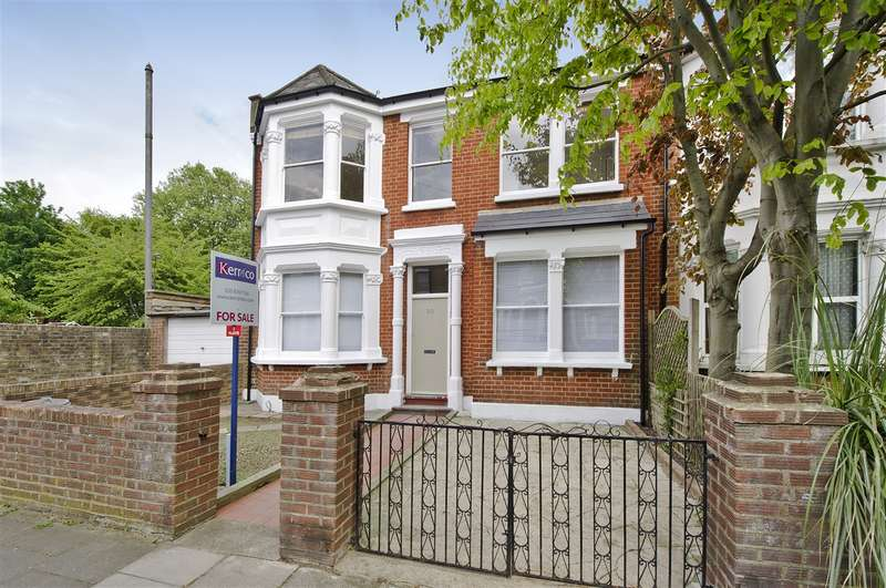 4 Bedrooms House for sale in Greenside Road, Shepherd's Bush