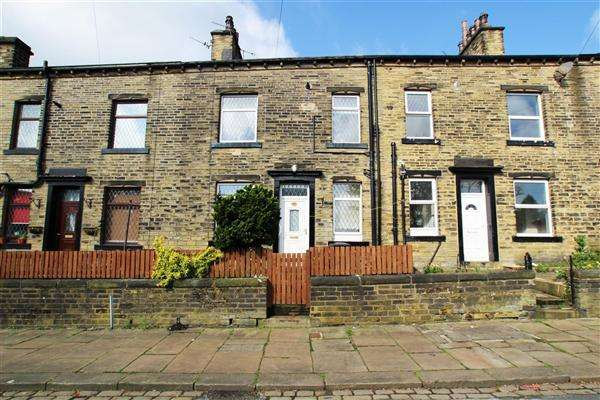 2 Bedrooms Terraced House for sale in Stanley Road, Halifax