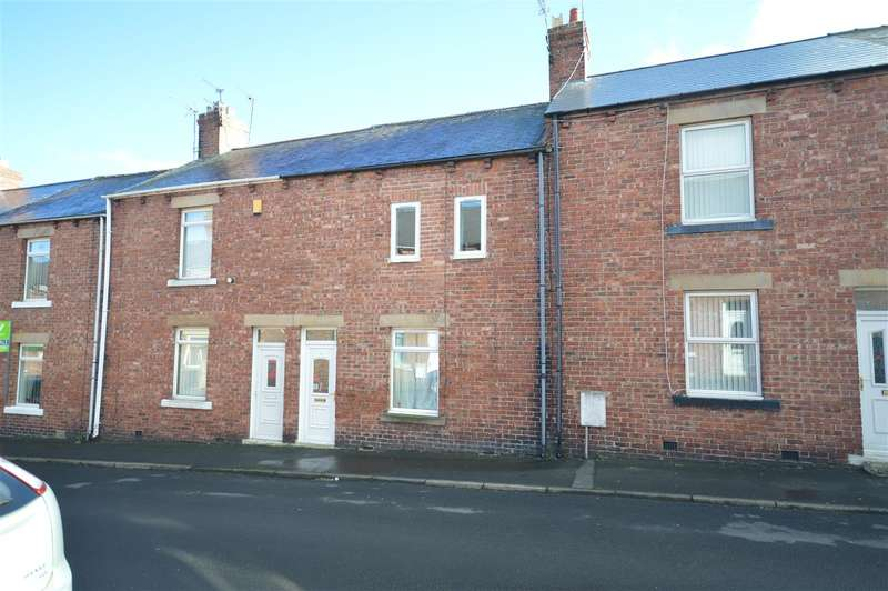 2 Bedrooms Terraced House for sale in Roseberry Street, Stanley
