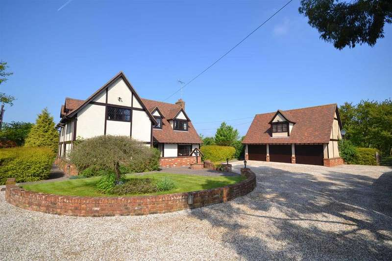 5 Bedrooms Detached House for sale in Stoney Hills, Burnham-on-Crouch