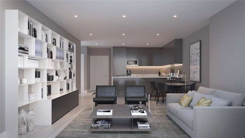 1 Bedroom Apartment Flat for sale in Perseus Court, Blackwall Reach, E14
