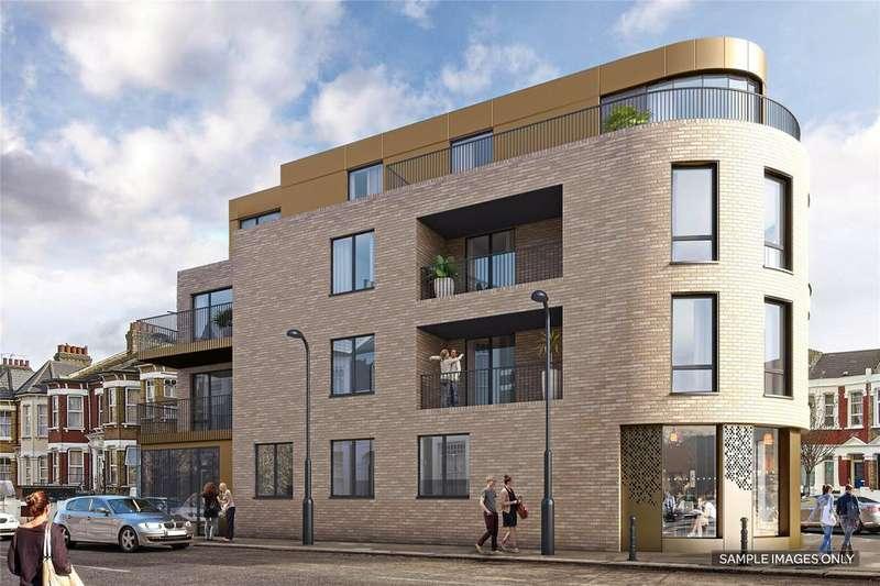 2 Bedrooms Flat for sale in Millfields Road, London, E5