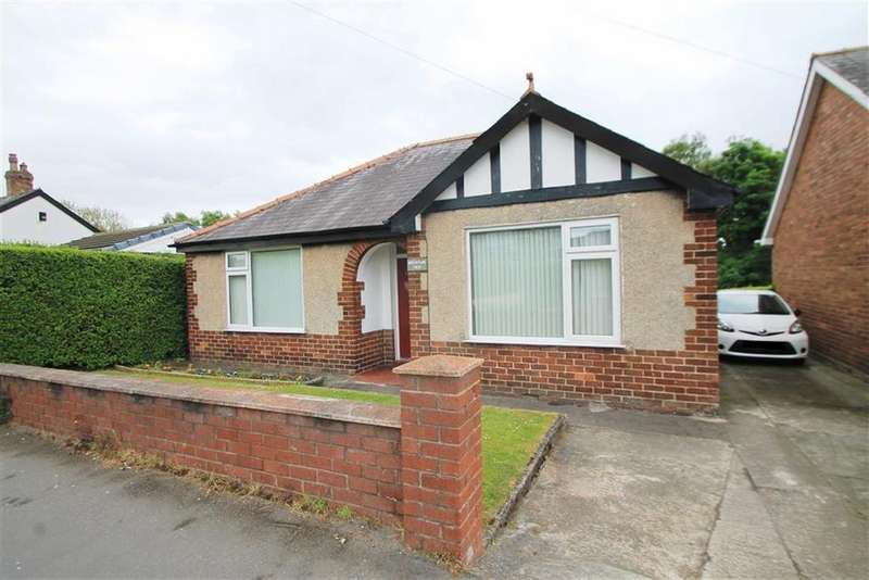 3 Bedrooms Detached Bungalow for sale in Mold Road, Cefn Y Bedd, Wrexham