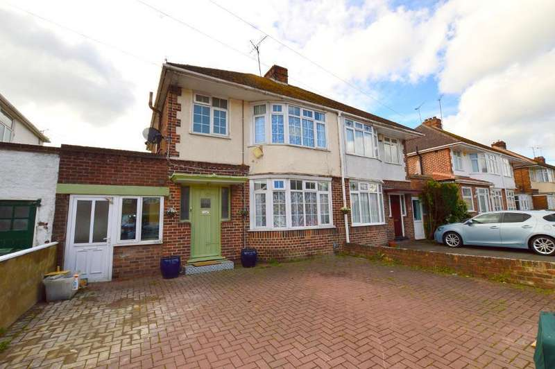 3 Bedrooms Semi Detached House for sale in Austin Road, Luton, LU3 1UA