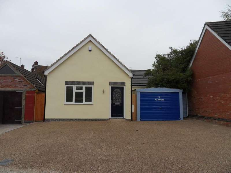 3 Bedrooms Detached Bungalow for sale in Trinity Vicarage Road, Hinckley