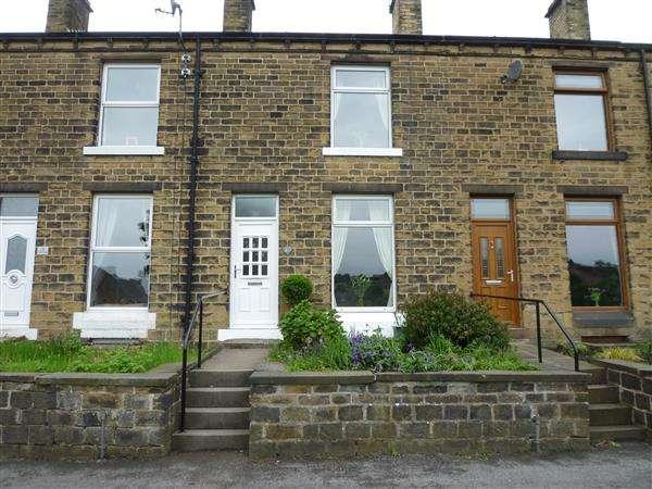 3 Bedrooms Terraced House for sale in Lindley Street, Milnsbridge, Huddersfield