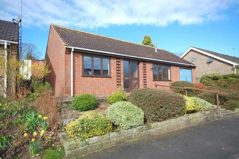 2 Bedrooms Detached Bungalow for sale in Manor Drive, Binbrook