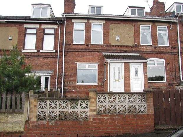 3 Bedrooms Terraced House for sale in North Cliff Road, Conisbrough, Doncaster, DN12 3JS