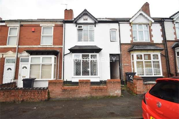 3 Bedrooms Detached House for sale in Maple Road, HALESOWEN, West Midlands