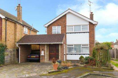 4 Bedrooms Detached House for sale in Collins Way, Hutton, Brentwood, Essex